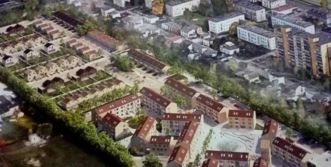 200 mieszkań w Czeladzi powstanie przy Ogrodowej i Chmielnej. Budować chce miasto