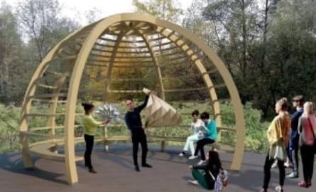 Koncepcja nowego parku w Katowicach.Zobacz kolejne zdjęcia. Przesuwaj zdjęcia w prawo - naciśnij strzałkę lub przycisk NASTĘPNE