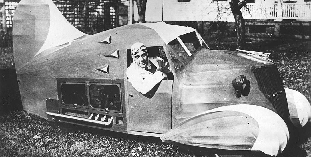 W latach 20. i 30. ub. wieku konstruktorzy poszukiwali możliwie najbardziej opływowych kształtów karoserii samochodowej