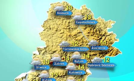 Prognoza pogody na 22 października dla województwa śląskiego