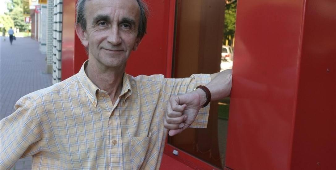 Profesor Henryk Ćwikliński, ekonomista UG