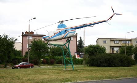 Aktualnie w przestrzeni miasta znajduje się śmigłowiec SM-1. Zobaczymy go przy al. Lotników Polskich