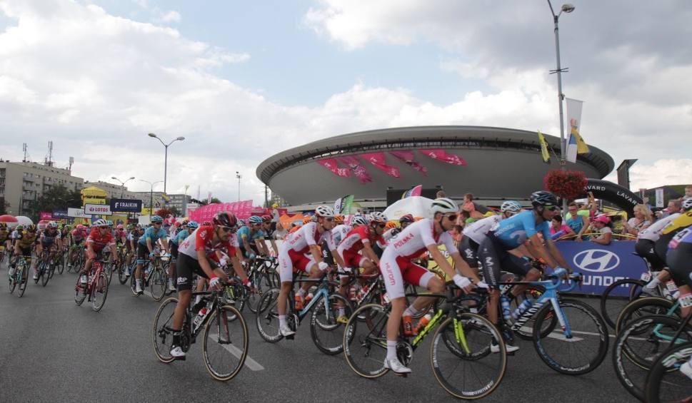 Film do artykułu: Tour de Pologne 2019: ETAP 2 Tarnowskie Góry - Katowice TRASA ETAPU, MAPA STARTU i METY TdP 2019