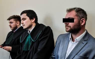 Rafał P., były bydgoski radny PiS, złożył wniosek o odroczenie kary więzienia - na rok