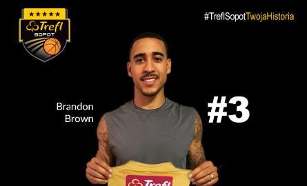 Brandon Brown nowym zaowdnikiem Trefla Sopot