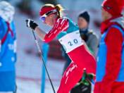 Justyna Kowalczyk w biegu na 30 km zajęła 14. miejsce. W 2010 roku Polka stoczyła pasjonujący pojedynek z Marit Bjoergen. Zawodniczka z Kasiny Wielkiej