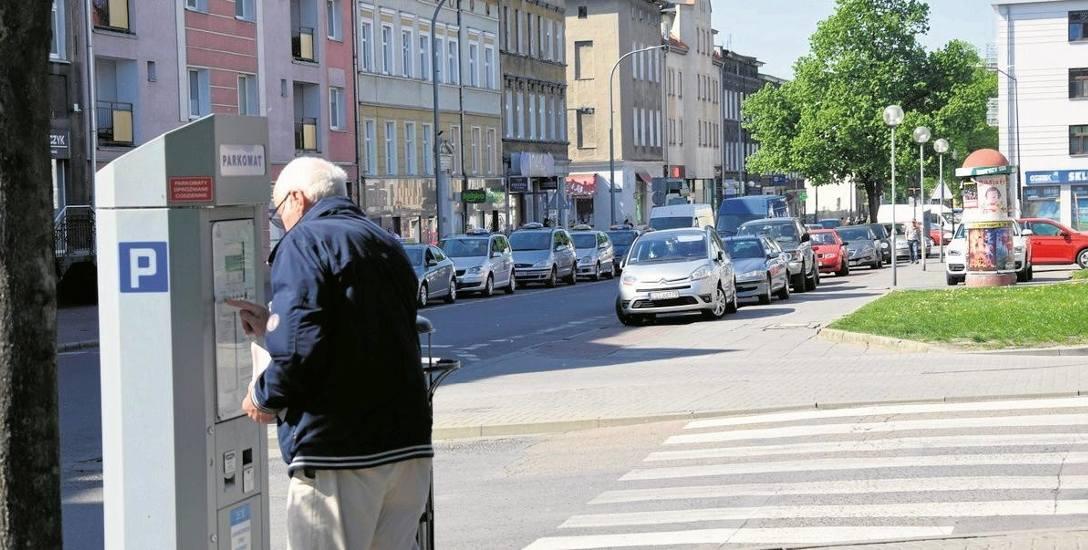 Parkomaty znikną ze stargardzkich ulic, w tym z ul. Piłsudskiego. Obok na dawnej pętli autobusowej nie będzie Placu Płatnego Postoju