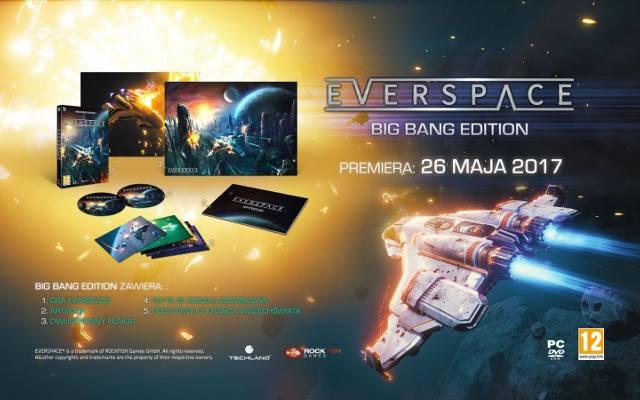 Everspace: Kosmiczna premiera w specjalnym wydaniu (wideo)