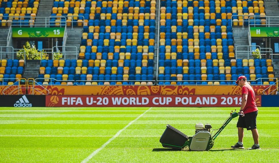 Film do artykułu: Mistrzostwa świata U20 2019. Gdynia już gotowa na przyjazd reprezentacji. Stadion przeszedł metamorfozę. W jego pobliżu jest też nowy mural