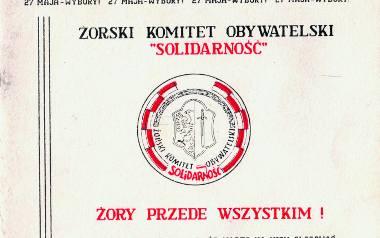 Kampania wyborcza 1990 roku w Żorach. Reforma samorządowa jest wielkim sukcesem lokalnych społeczności