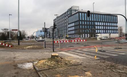 Od niedzieli 17 marca nie będzie można przejechać Milionową na wprost przez skrzyżowanie z al. Śmigłego-Rydza.