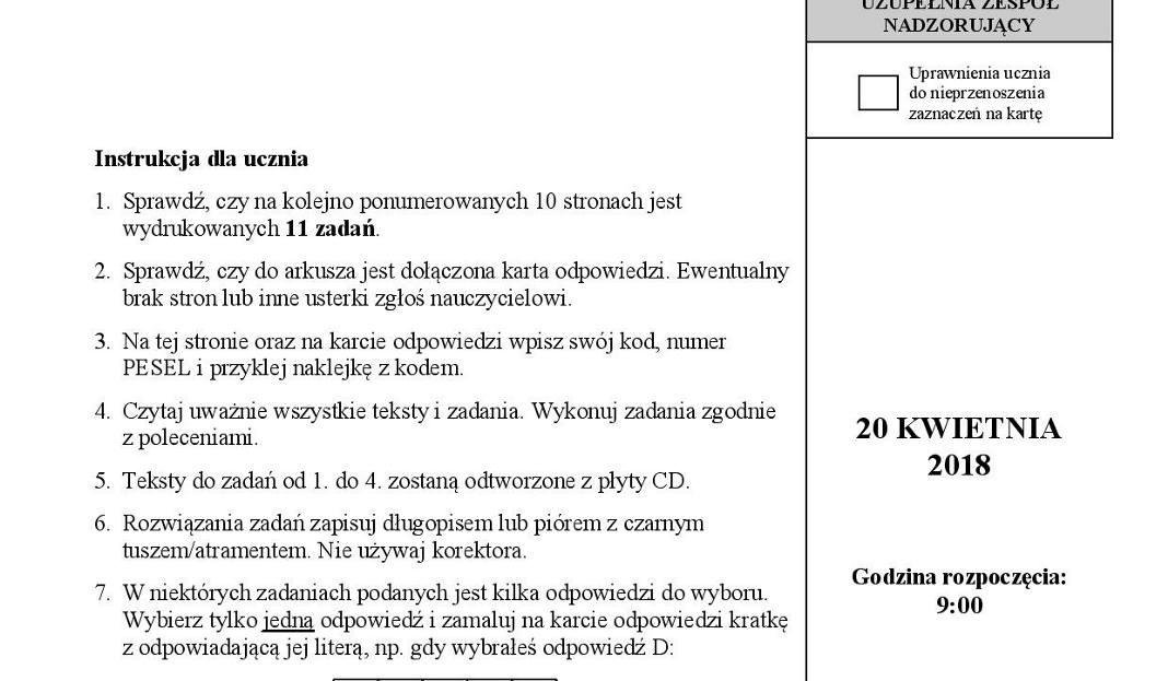 Testy przyrodnicze gimnazjum online dating