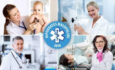HIPOKRATES MAŁOPOLSKI 2018   Wybieramy najpopularniejszych lekarzy, pielęgniarki, farmaceutów przychodnie i szpitale [GŁOSOWANIE ZAKOŃCZONE]