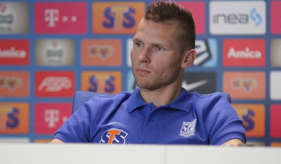 Film do artykułu: Lech Poznań: Marcin Robak zadowolony z powrotu do treningów