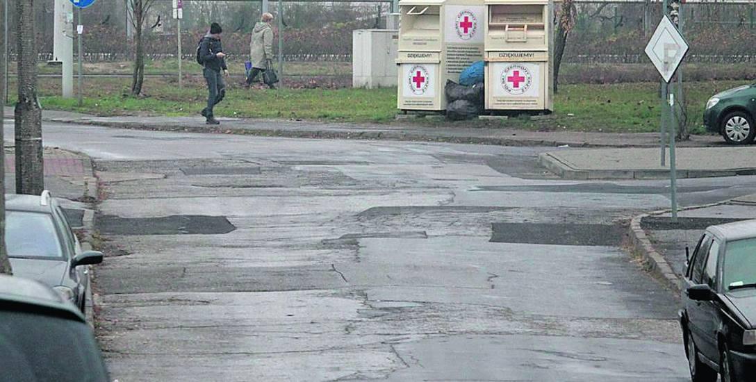 Na Żwirowej we Włocławku chcą remontu. Do magistratu trafiła petycja