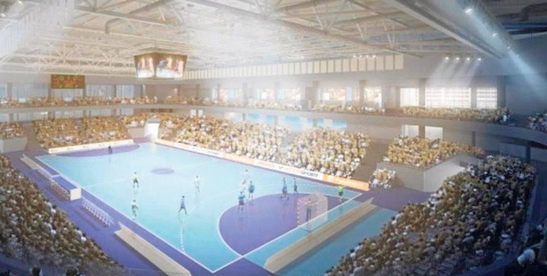Nowa hala sportowa w Mielcu miała mieć 3660 miejsc dla widzów. Po zmianach na widowni pozostanie ich tylko 3000