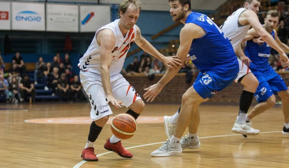 Film do artykułu: Koszykówka: Czarni Słupsk - Energa Kotwica Kołobrzeg 84:88
