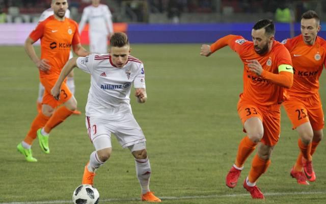 """a71620f30 Polacy w Chorwacji: Dinamo górą w """"biało-czerwonym"""" pojedynku"""