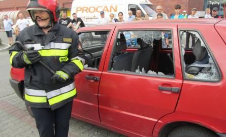 """""""Zaraz wracam"""": profilaktyczne działania tyskiej policji"""