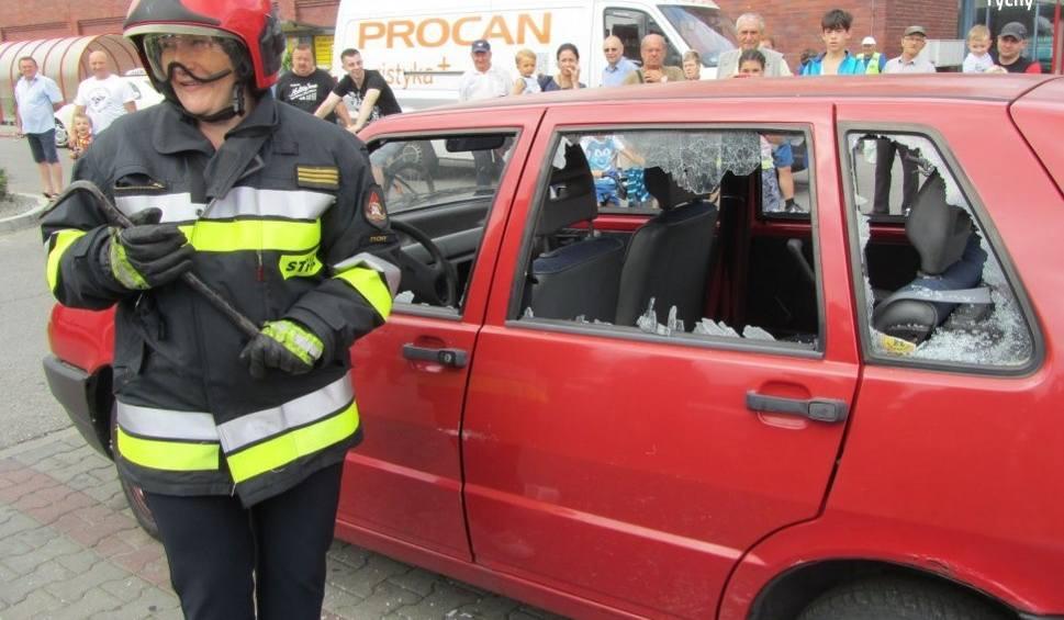 """Film do artykułu: """"Zaraz wracam"""": profilaktyczne działania tyskiej policji"""