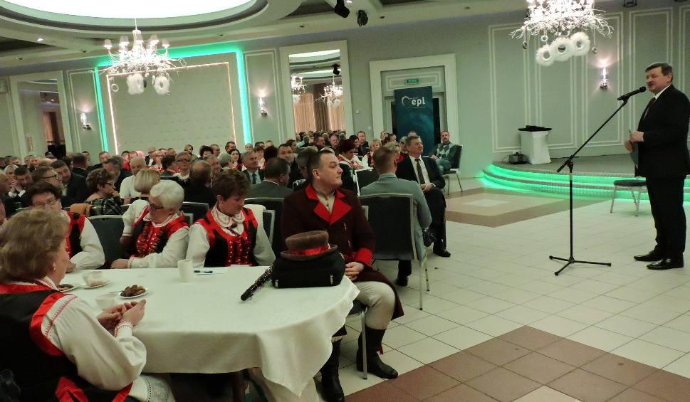 Film do artykułu: Spotkanie działaczy PSL z regionu ostrołęckiego, z europosłem Jarosławem Kalinowskim [ZDJĘCIA, WIDEO]