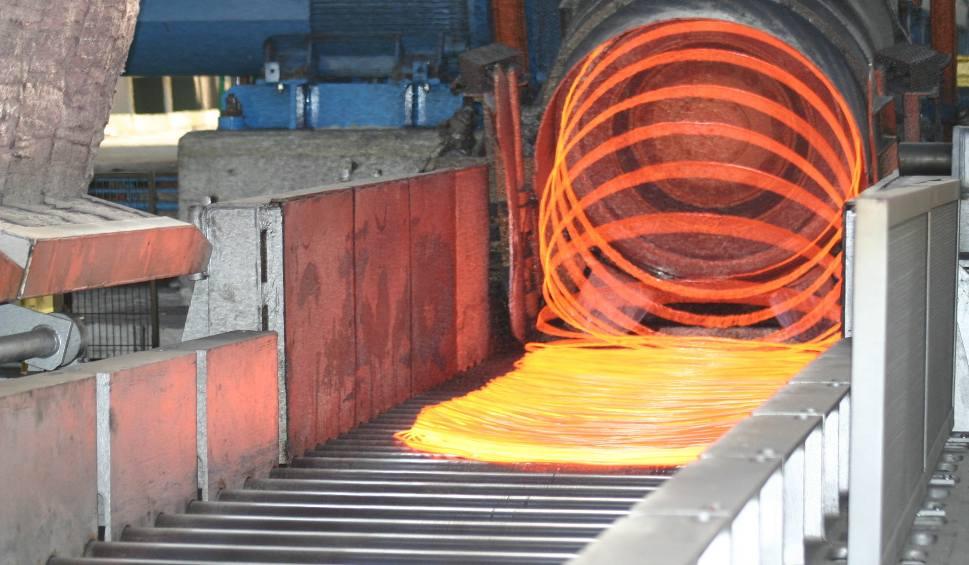 Film do artykułu: Zakończył się remont w sosnowieckiej hucie ArcelorMittal. Zakończona modernizacja walcowni walcówki dawnej Huty Cedlera