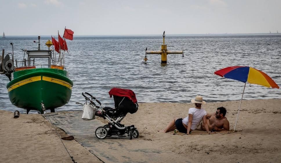 """Film do artykułu: """"Pojawił się znikąd i prawie zabił mi dziecko!"""" Ten popularny sprzęt plażowy rani tysiące turystów! [20.06.2019 r.]"""