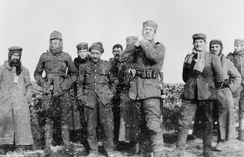 Rozejm bożonarodzeniowy 1914