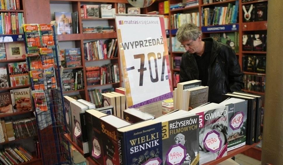 Potężne kłopoty księgarń matras dystrybutorzy książek wstrzymują