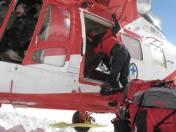 Akcja ratunkowa w Tatrach. Śmiertelny wypadek w okolicy Świnicy