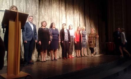 W poniedziałek (15 października) w teatrze im. Juliusza Osterwy w Gorzowie magistrat zorganizował miejskie uroczystości z okazji Dnia Edukacji Narodowej.