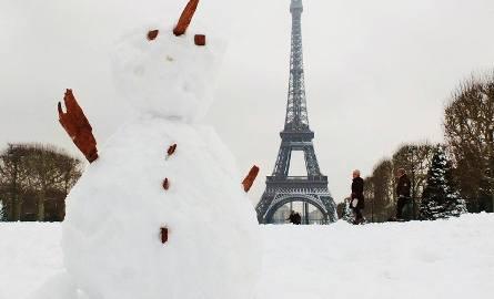 Zdjęcie zrobione w Paryżu.