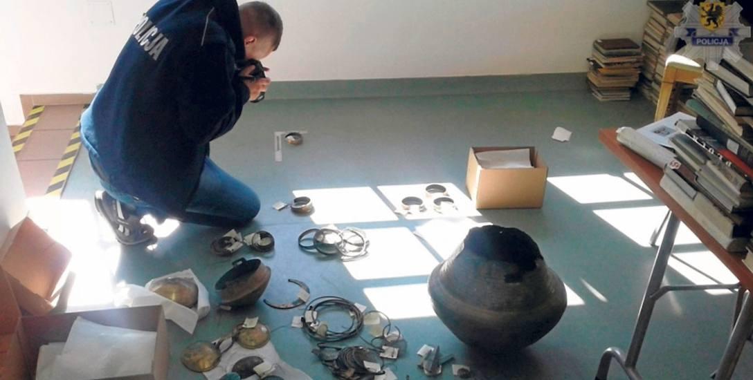 Ponad 200 przedmiotów z VII-VIII wieku przed naszą erą skrywała ziemia w rejonie Białego Boru. Jeśli znajdziemy przedmiot, który może przedstawiać wartość