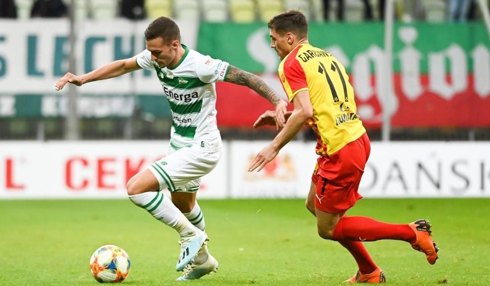 Film do artykułu: Lukas Haraslin, piłkarz Lechii Gdańsk: Miałem spokojną głowę i się nie stresowałem [rozmowa]