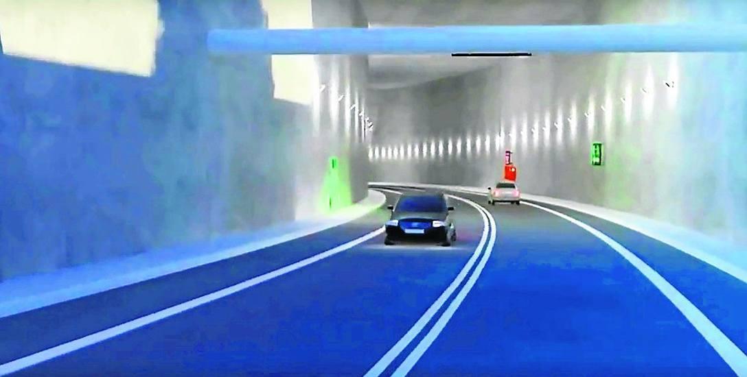 Świnoujście. Tunel ma być do  końca 2021