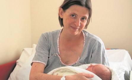 Anna Stawska, z zawodu pedagog, właśnie została mamą czwartego dziecka. – To najpiękniejszy dar od losu i prezent – mówi.