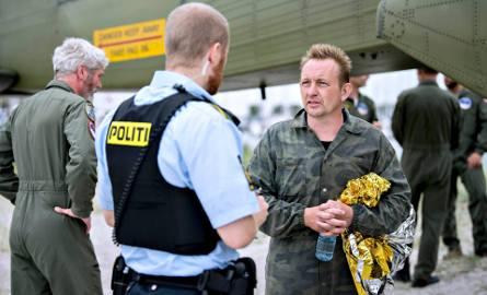 Peter Madsen (z prawej) jest podejrzany o zamordowanie szwedzkiej dziennikarki Kim Wall