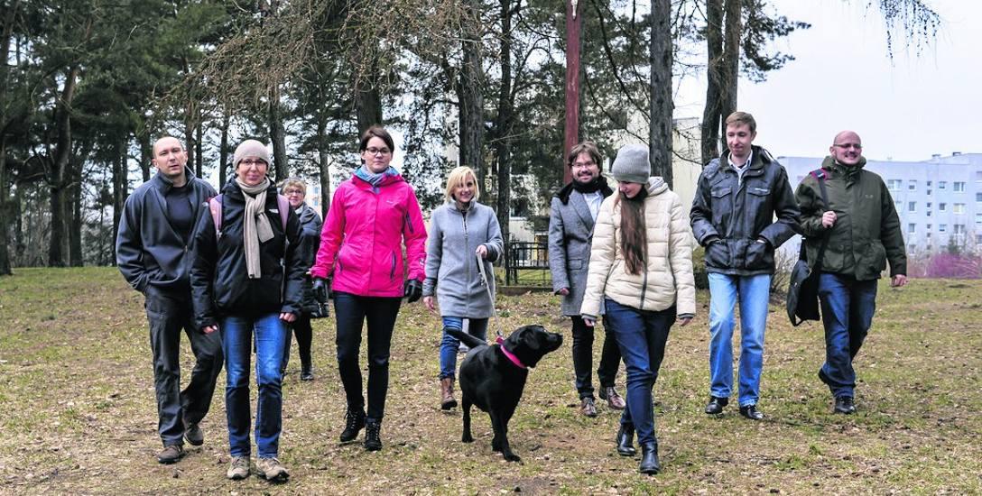 Mieszkańcy Gdyni przeciw zabudowie cmentarza ofiar cholery