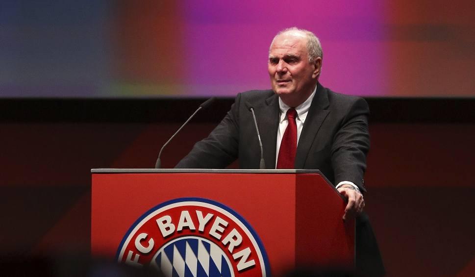 """Film do artykułu: """"Oddział Atak"""" na emeryturze - Uli Hoeness po 49 latach pożegnał się z Bayernem Monachium. Nowym prezydentem klubu został Herbert Hainer"""