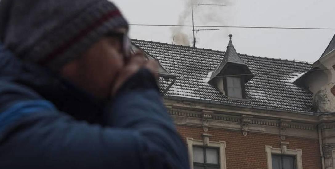 Smog w Rzeszowie znowu da się nam we znaki. Lepiej zostać w domu