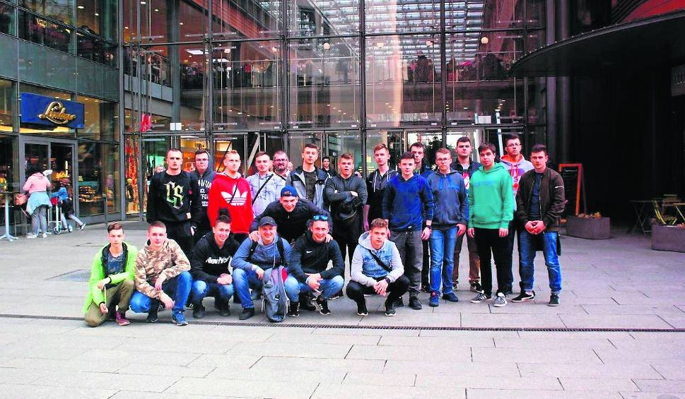 Film do artykułu: Uczniowie z Niska uczyli się i zwiedzali w Berlinie