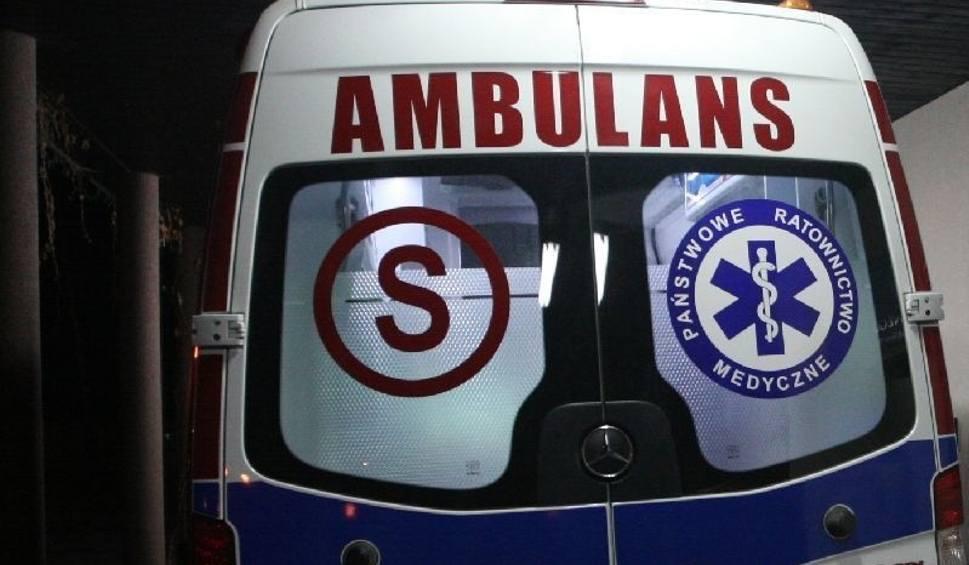 Film do artykułu: Wypadek w Tarnobrzegu. 70-letni mężczyzna został potrącony przez samochód