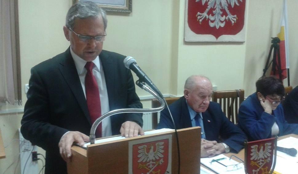 Film do artykułu: Eugenisz Kurdas z Prawa i Sprawiedliwości został nowym starostą powiatu wadowickiego