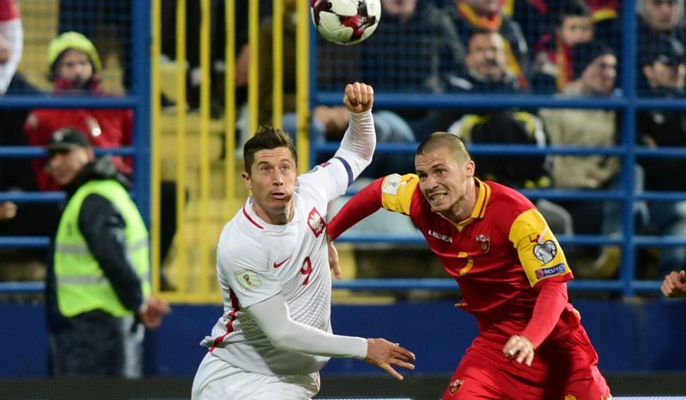 Film do artykułu: Robert Lewandowski: Gol ostudził głowy Czarnogórców