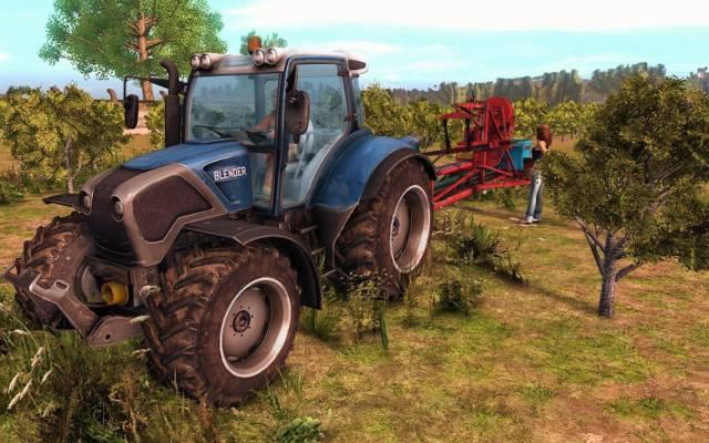 Symulator Farmy 2015: W tym roku dożynki będą w grudniu
