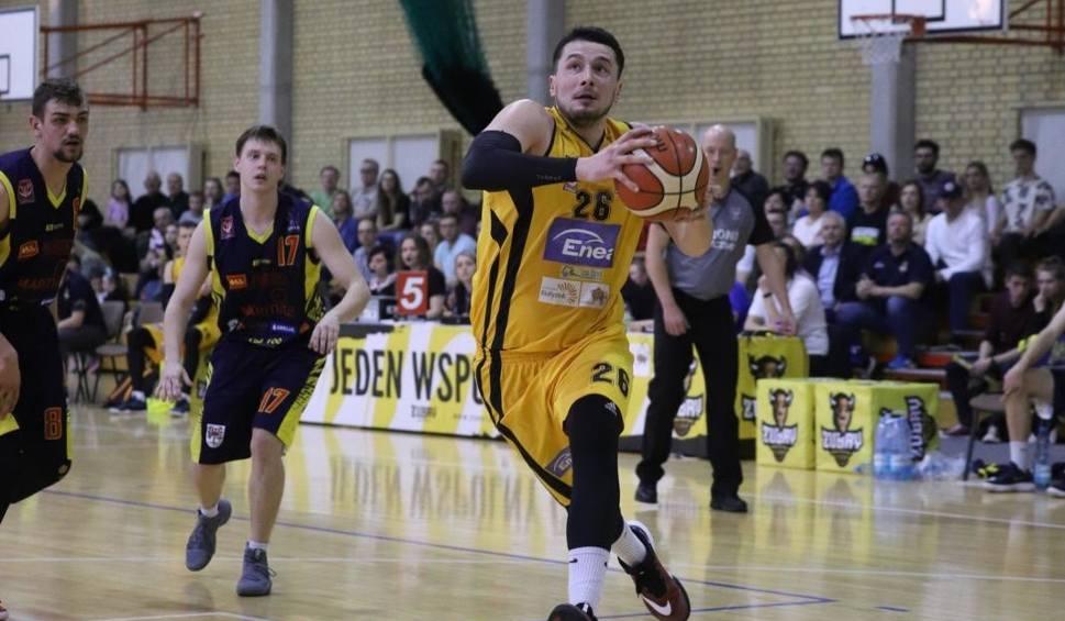 Film do artykułu: Koszykówka. Żubry i Tur kontynuują passę zwycięstw w play-off