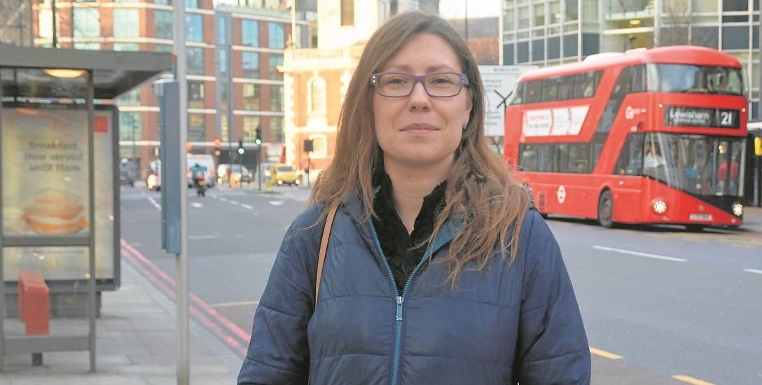 Paulina Kowalke jest w Wielkiej Brytanii od prawie pięciu lat. Od czasu brexitu coraz częściej myśli o przeprowadzce