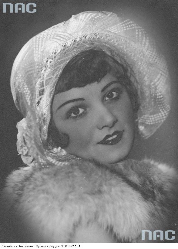 Stanisława Nowicka, 1931