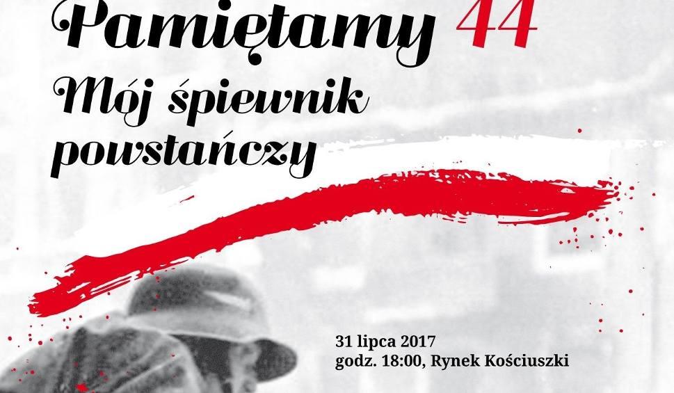 Film do artykułu: Rocznica Powstania Warszawskiego. Białystok uczci rocznicę koncertem