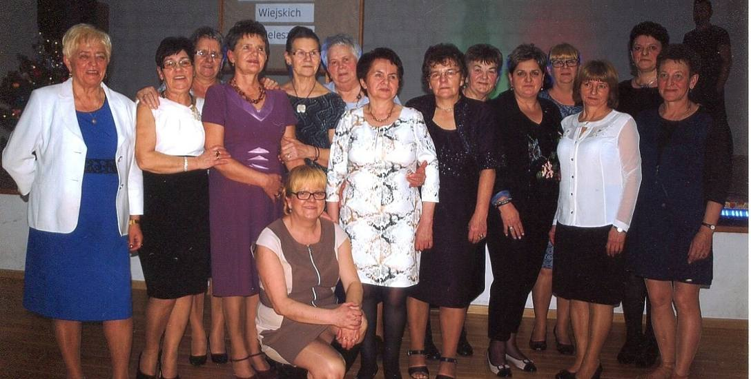 Gmina Mieleszyn: Koło Gospodyń Wiejskich w Mieleszynie